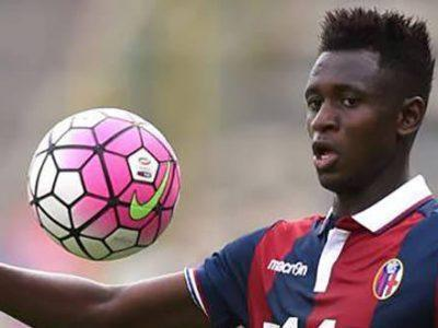 Amadou Diawara in azione