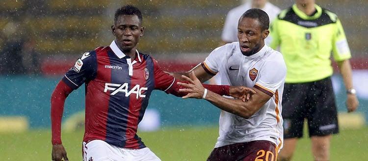 Amadou Diawara in Bologna-Roma