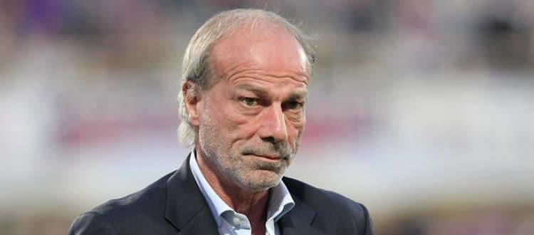 Il direttore sportivo della Roma Walter Sabatini