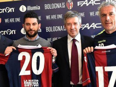 Bologna e Illumia insieme anche nella stagione 2016-2017 (foto: bolognafc.it)