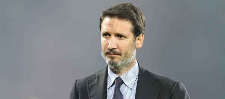 Il direttore sportivo del Bologna Riccardo Bigon