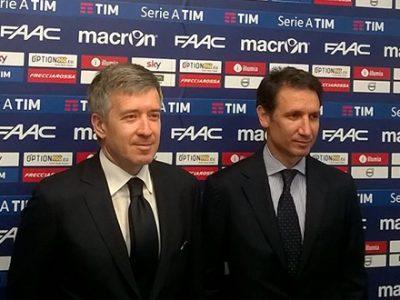 Claudio Fenucci e Riccardo Bigon