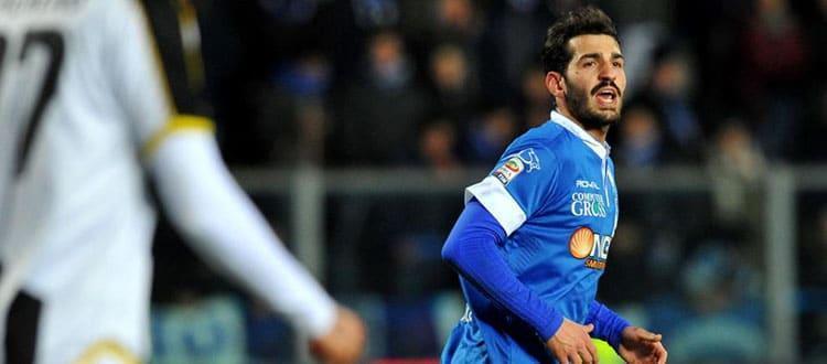 Riccardo Saponara in Empoli-Udinese