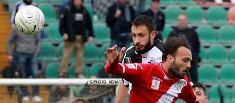 Lorenzo Paramatti in azione