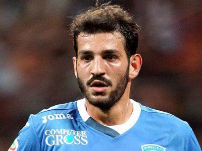 Riccardo Saponara in azione