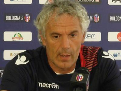Roberto Donadoni in conferenza stampa