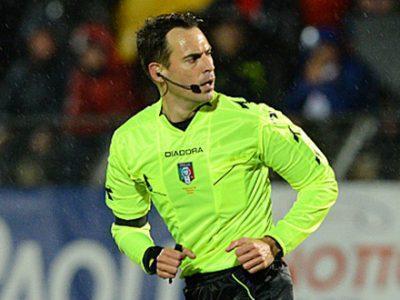 Bologna-Udinese a Claudio Gavillucci di Latina