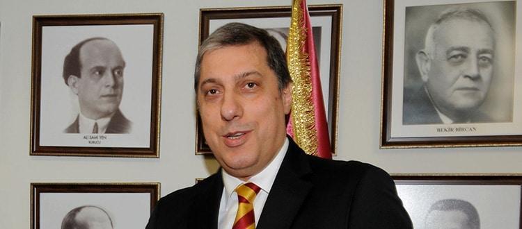 Levent Nazifoğlu, d.s. del Galatasaray