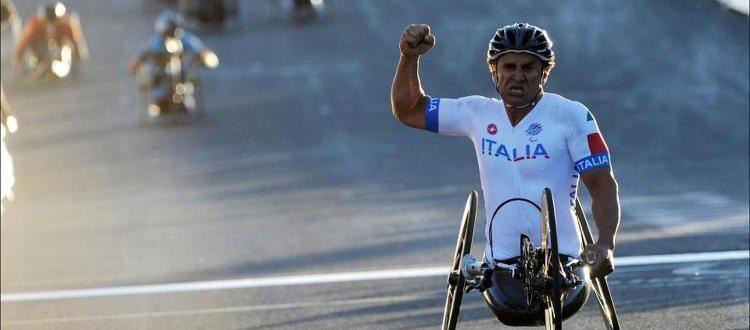 Alex Zanardi, orgoglio bolognese, esempio da seguire