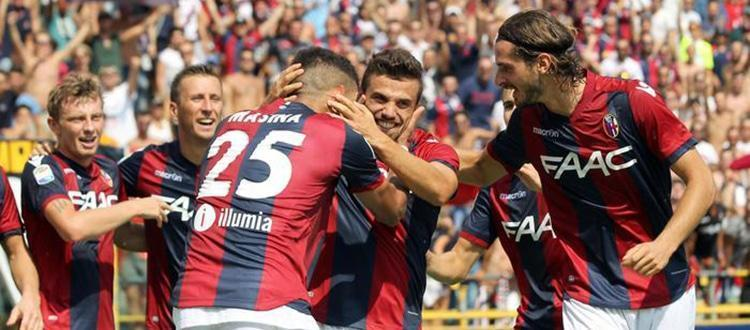 Il Bologna si rialza con Verdi e Di Francesco, 2-1 al Cagliari
