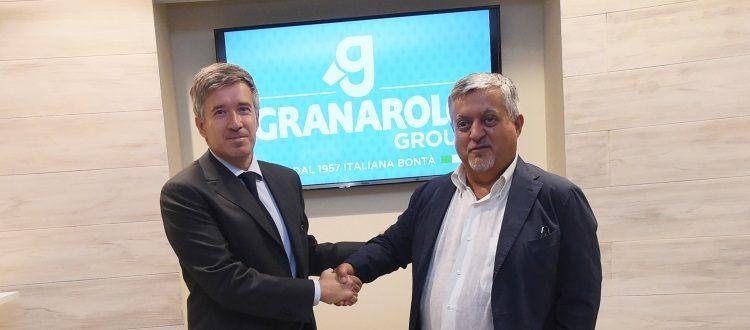 Claudio Fenucci e Gianpiero Calzolari