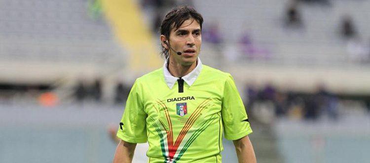 Napoli-Bologna a Gianpaolo Calvarese di Teramo