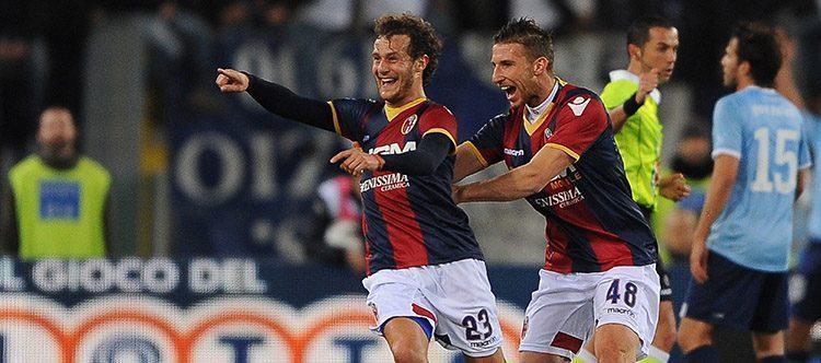 In Serie A solo 11 successi del Bologna in casa Lazio, l'ultimo nel marzo 2012