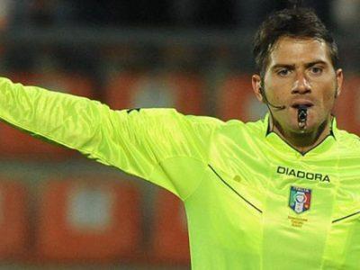 Inter-Bologna a Fabrizio Pasqua di Tivoli