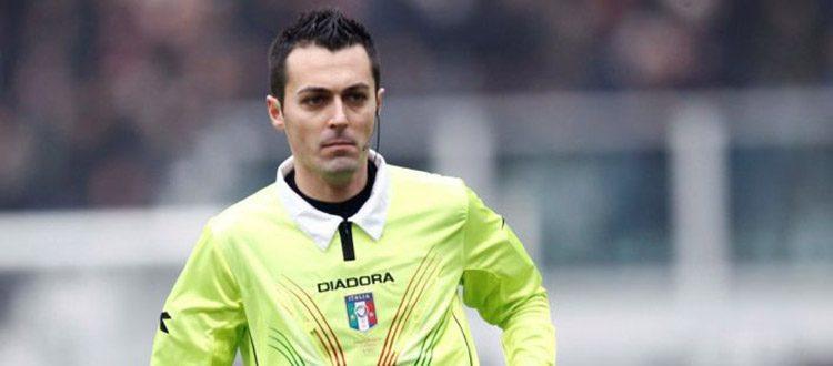 Bologna-Inter a Marco Di Bello di Brindisi