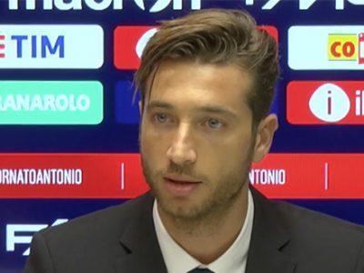 Il ritorno di Antonio: