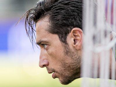 Ripresa degli allenamenti, Mirante si avvia verso il recupero