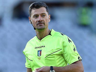 Fiorentina-Bologna a Piero Giacomelli di Trieste