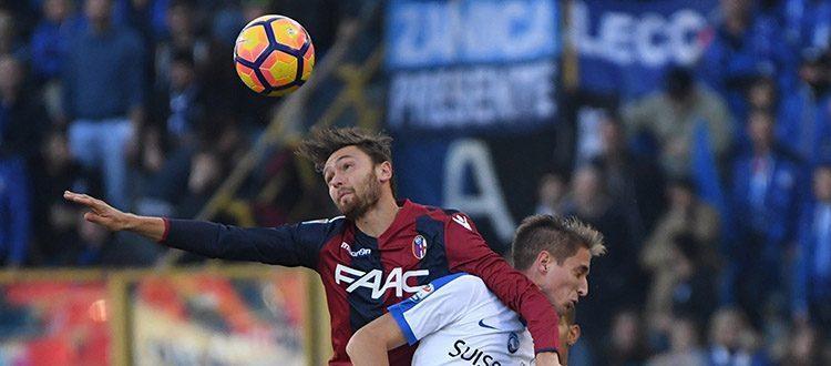 Bologna, puoi fare di meglio: Atalanta corsara 0-2 con Masiello e Kurtic