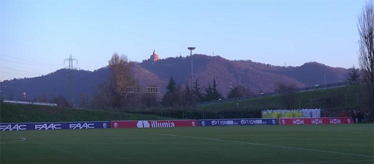 Ripresa degli allenamenti verso Milan-Bologna, Gonzalez e Falletti in parte con la squadra