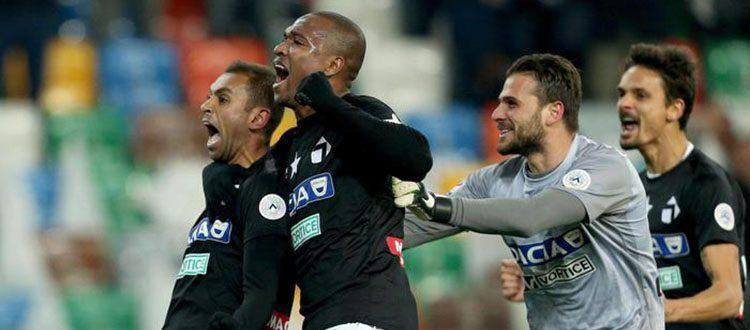 Bologna, un altro passo indietro: l'Udinese passa all'ultimo tuffo