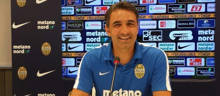 """Pecchia: """"Con il Bologna una sfida che ha fascino, ce la vogliamo giocare"""""""