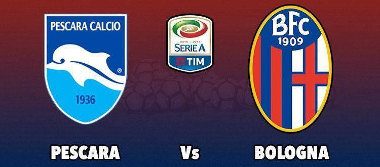 Pescara vs Bologna