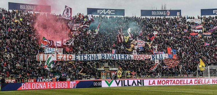 Oggi e domani prevendita per Bologna-Napoli e Bologna-Milan riservata agli abbonati