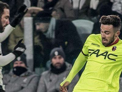 Con la Juventus assenti solo Di Francesco e Maietta