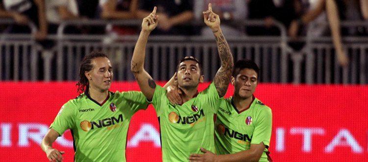 In Serie A solo quattro vittorie del Bologna a Cagliari, l'ultima nel 2013