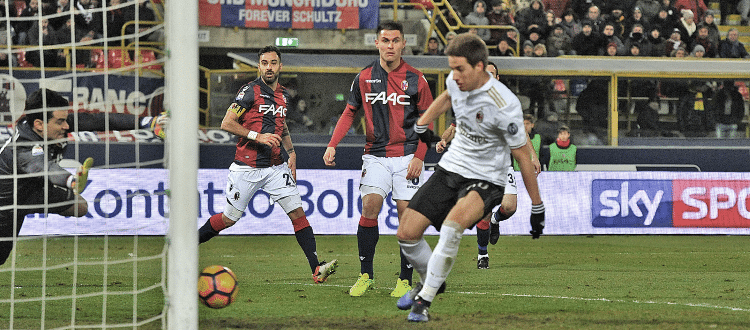Al Dall'Ara 25 vittorie del Bologna e 24 del Milan, per i rossoblù c'è da riscattare la figuraccia in 11 contro 9