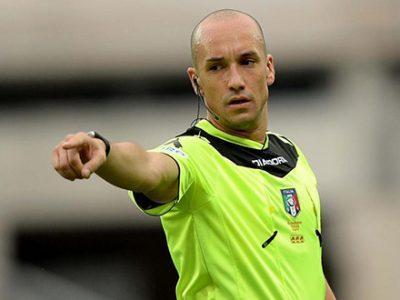 Sampdoria-Bologna a Michael Fabbri di Ravenna