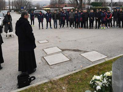 Iniziata la preparazione per Genova, a Casteldebole ricordato Niccolò Galli