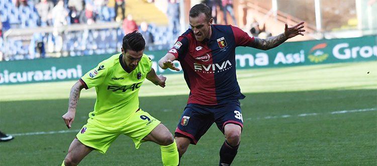 Mediocrità, illusione, arbitro, beffa finale: Genoa-Bologna 1-1, il solito copione