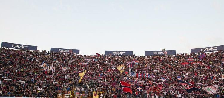 Ammenda di 3.000 euro al Bologna, nessuna sanzione all'Inter per i cori sul 2 agosto