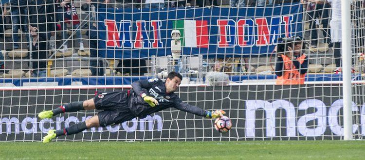 Ripresa degli allenamenti senza otto nazionali, differenziato per Da Costa, Orsolini e Poli