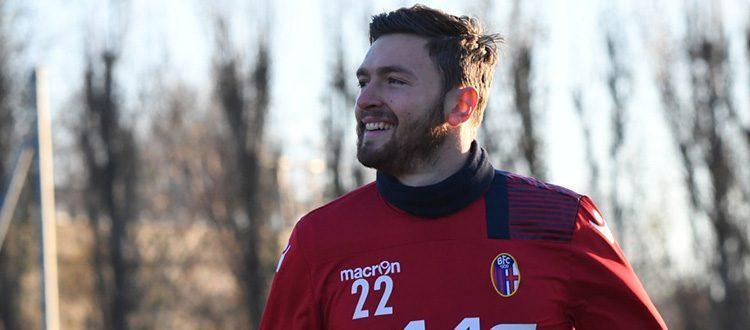 Il Bologna lavora su possesso palla e ripartenze, finalmente in gruppo anche Rizzo