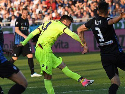 Bologna, che peccato! Gioco e attributi, ma l'Atalanta vince 3-2