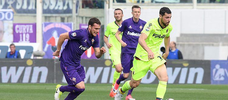 Fiorentina superiore, il Bologna si arrende ad un gol di Babacar