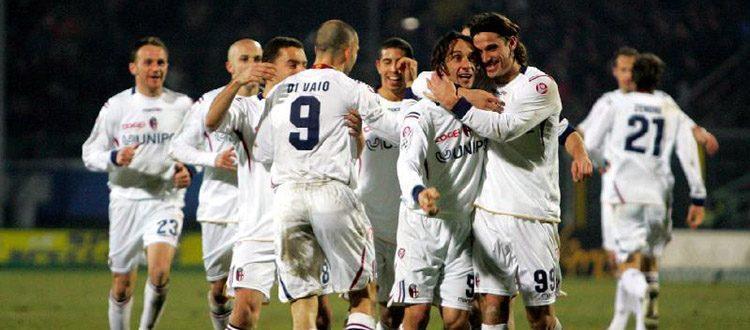 A Bergamo 7 vittorie del Bologna in Serie A, l'ultima nel 2009