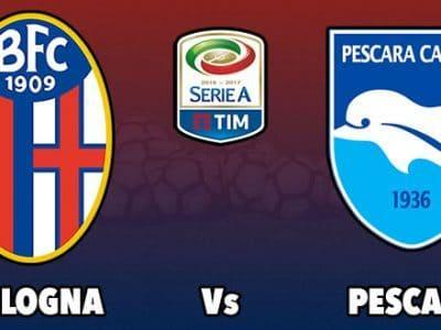 Bologna vs Pescara