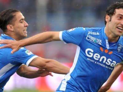 Il Bologna è già al mare, l'Empoli passeggia 3-1