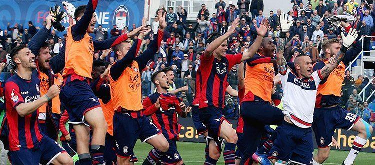 L'Empoli crolla a Palermo, si salva il Crotone. Roma in Champions, Napoli ai preliminari