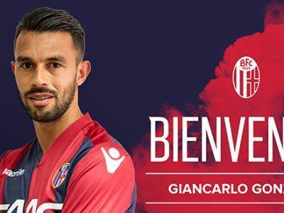 Ufficiale: Giancarlo Gonzalez al Bologna