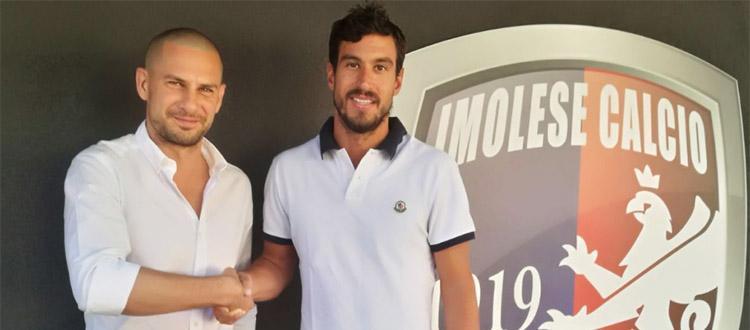 Garics firma per l'Imolese e riparte dalla Serie D