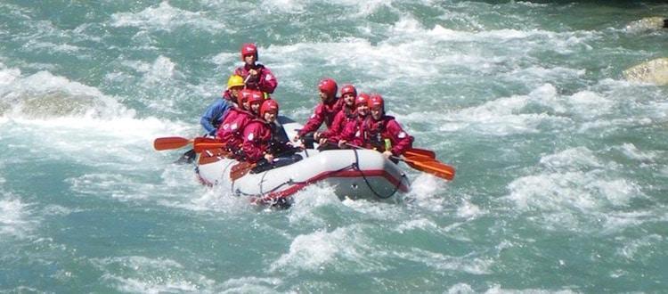 Domani giornata di riposo, per il Bologna rafting sul fiume Rienza
