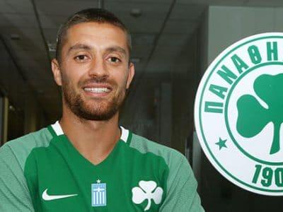 Ufficiale: Anthony Mounier al Panathinaikos