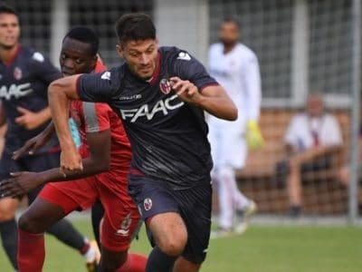 Al Duhail piegato a fatica 3-2, Petkovic e Falco firmano la rimonta del Bologna nella ripresa