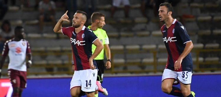 Bologna-Torino, i precedenti in A sono favorevoli ai rossoblù. L'anno scorso 1-1 firmato Di Francesco e Ljajic