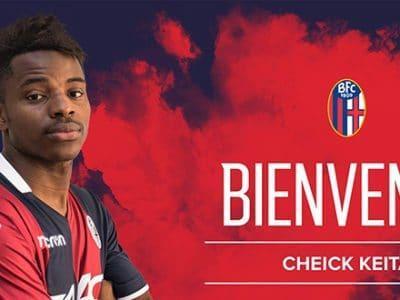Ufficiale: Cheick Keita al Bologna